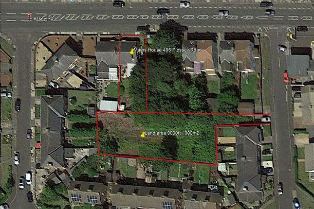Thumbnail Bungalow for sale in Plessey Road, Blyth
