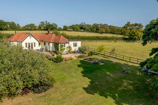 Thumbnail Bungalow for sale in Badingham Road, Peasenhall, Saxmundham, Suffolk