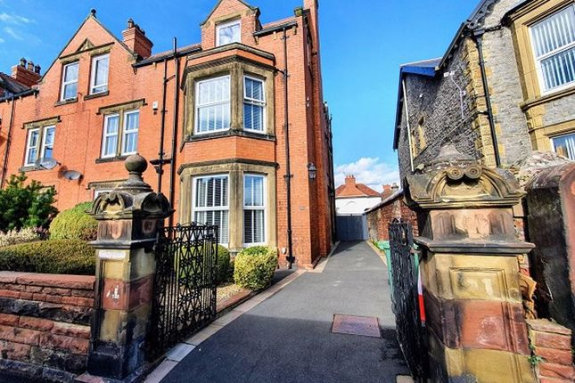 Thumbnail Semi-detached house for sale in Goschen Road, Carlisle