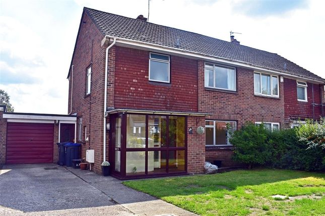 3 bed semi-detached house to rent in Broadleas Road, Devizes SN10