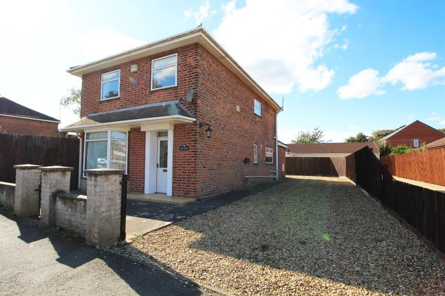 Thumbnail Detached house to rent in Church Street, Holbeach, Spalding