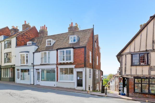 Thumbnail Maisonette to rent in High Street, Lewes