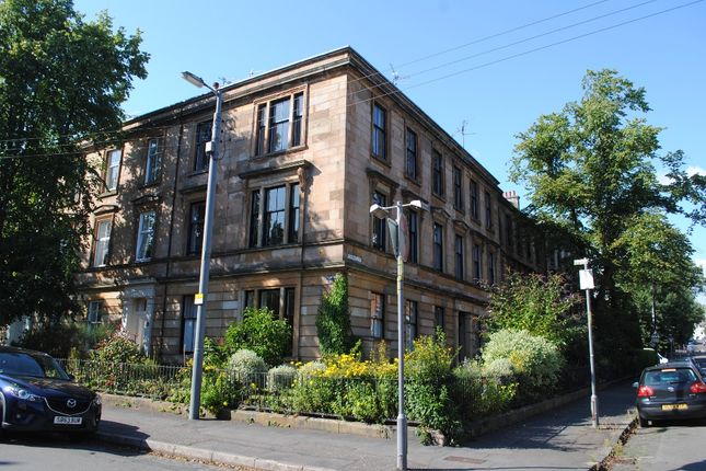Thumbnail Flat to rent in Lawrence Street, Partick, Glasgow