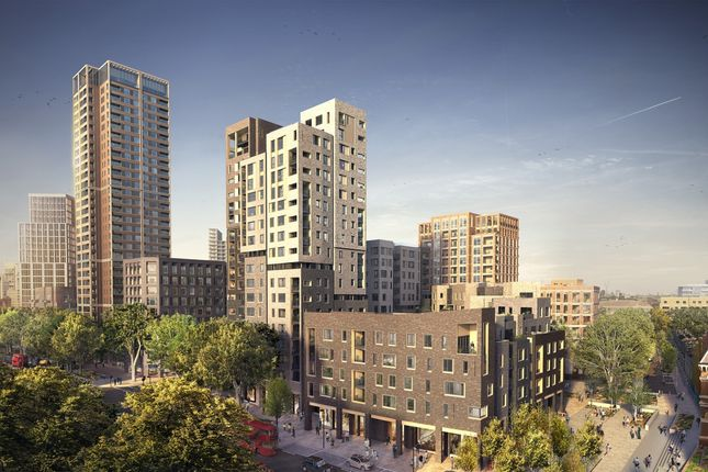 Development of Walton Heights, Elephant Park, Elephant & Castle SE17