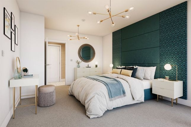 Thumbnail Flat for sale in Swift Court, Southmere, Thamesmead