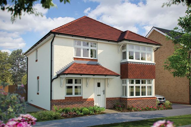 "Thumbnail Detached house for sale in ""The Canterbury"" at Harvest Rise, Shefford"