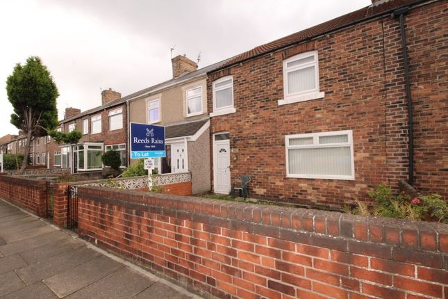 Thumbnail Flat to rent in Milburn Road, Ashington