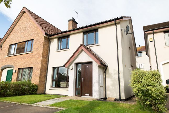 Thumbnail Semi-detached house for sale in Shaftesbury Park, Bangor