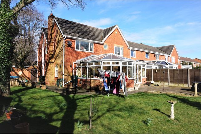 Thumbnail Semi-detached house for sale in Cobham Grove, Whiteley