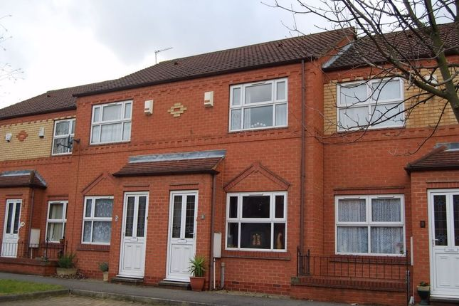 Thumbnail Terraced house to rent in 7, Bowling Green Croft, Haxby Road, York