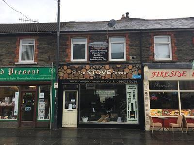 Thumbnail Retail premises for sale in Hanbury Road, Bargoed