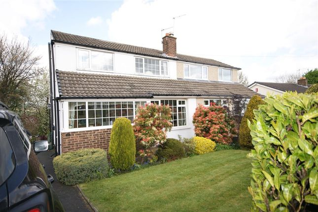 Thumbnail Semi-detached bungalow to rent in Stratton Road, Brighouse