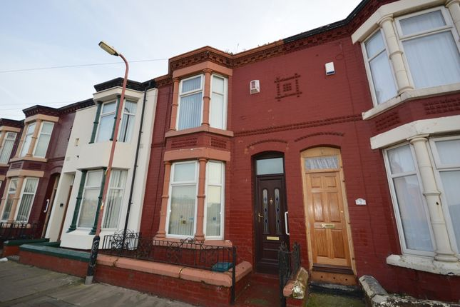 Thumbnail Terraced house for sale in Mildmay Road, Bootle