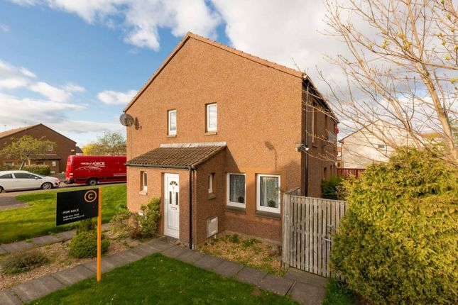 Thumbnail End terrace house for sale in 8 Stoneybank Drive, Musselburgh
