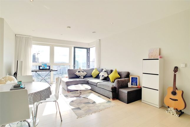 Thumbnail Flat for sale in Lantana Heights, 1 Glasshouse Gardens, Stratford, London
