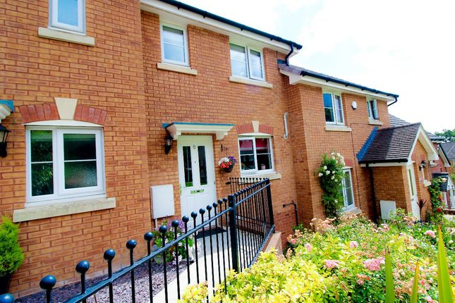 Thumbnail Terraced house for sale in Thorncliffe Way, St. Dials, Cwmbran
