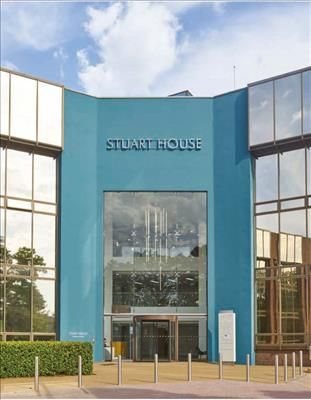 Thumbnail Office to let in Stuart House, City Road, Peterborough