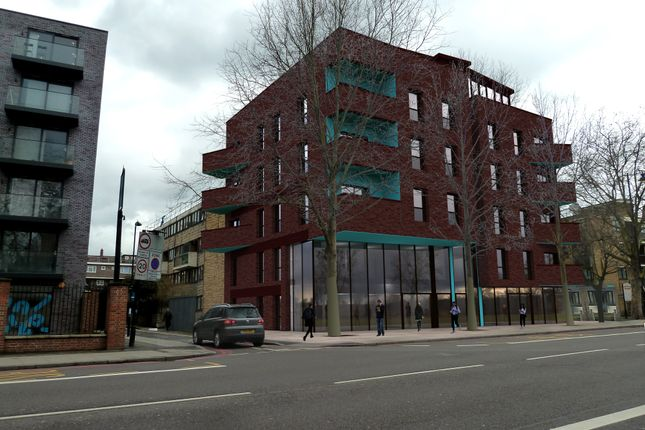 Office to let in Kingsland Road, London