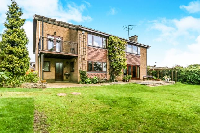 Thumbnail Detached house for sale in Rushmere Close, Islip, Kettering