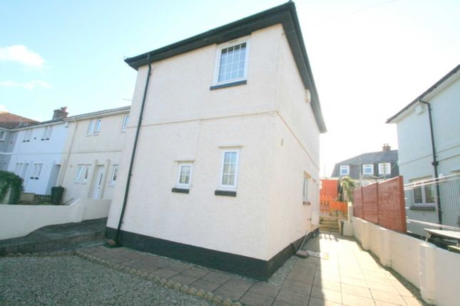 Thumbnail End terrace house for sale in Dartmoor View, Plymouth