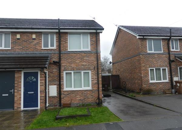 Thumbnail Semi-detached house to rent in Greenbank Crescent, St. Helens