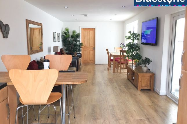 Thumbnail Shared accommodation to rent in Caerleon Road, Newport