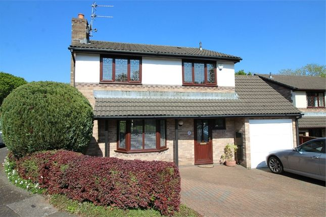Thumbnail Detached house for sale in Ashleigh Court, Henllys, Cwmbran