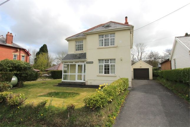 Thumbnail Detached house for sale in Rhydwen, Pencader, Carmarthenshire