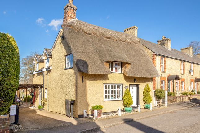 Thumbnail Cottage for sale in Church Street, Guilden Morden, Royston