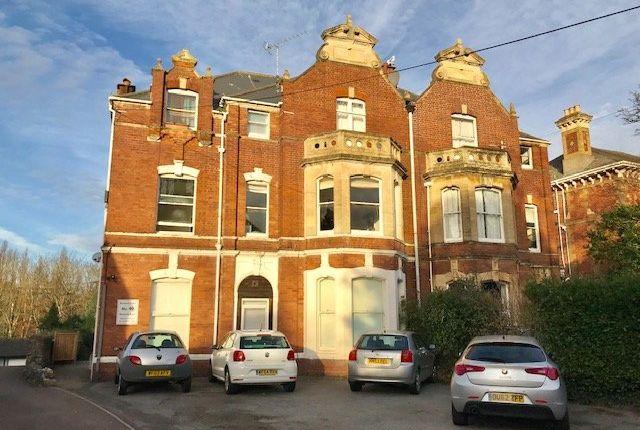Thumbnail Flat to rent in Denmark Road, St. Leonards, Exeter