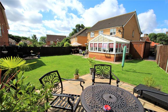 Thumbnail Detached house for sale in Parish Gate Drive, Blackfen, Kent