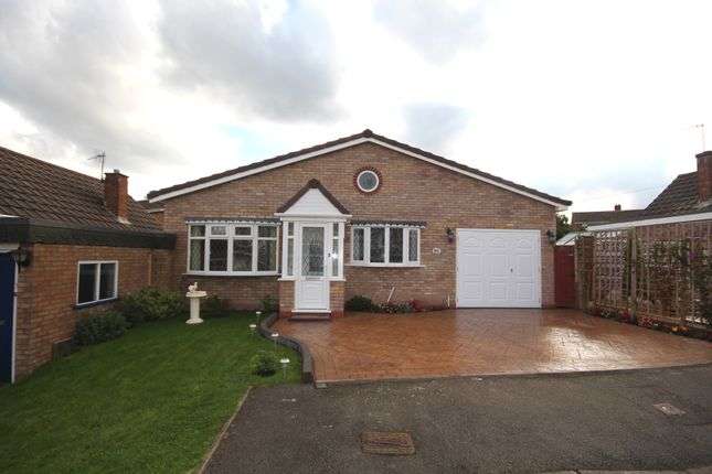 Thumbnail Bungalow for sale in Eastwood Avenue, Burntwood