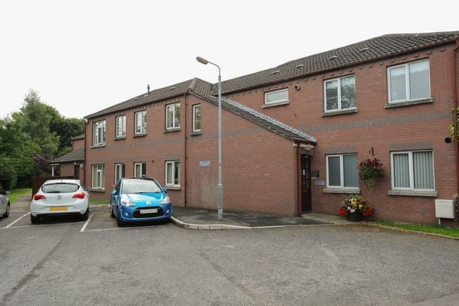 Thumbnail Flat for sale in Abbey Court, Stormont, Belfast