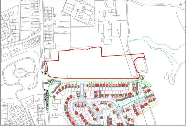 Thumbnail Land for sale in Landgate, Wigan Road, Bryn, Ashton In Makerfield