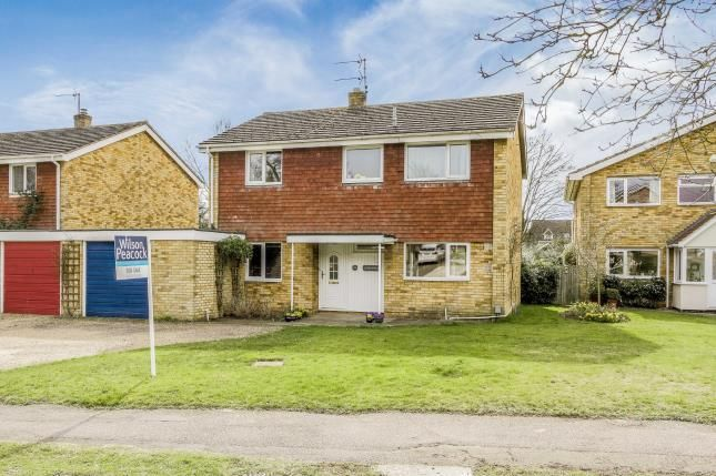 Thumbnail Detached house for sale in Rosemary Drive, Bromham, Bedford, Bedfordshire