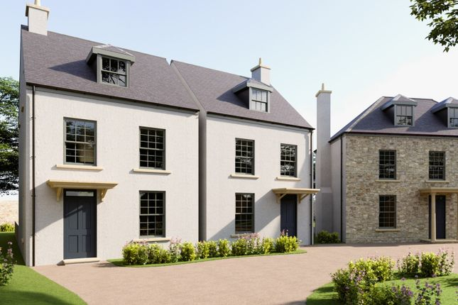 Thumbnail Detached house for sale in Little Hervells Court, Chepstow