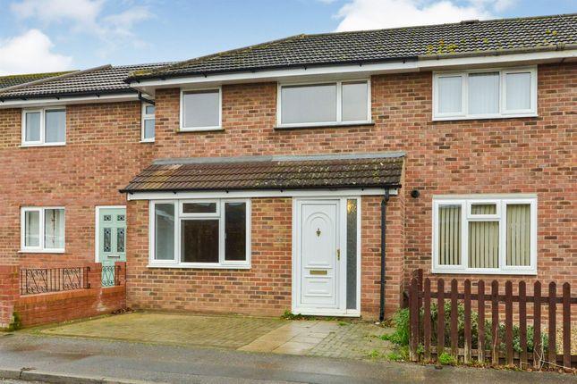 3 bed terraced house for sale in Calluna Drive, Bletchley, Milton Keynes MK3