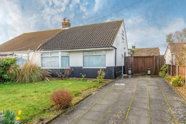 Thumbnail Bungalow for sale in Mark Road, Hightown, Liverpool, Merseyside