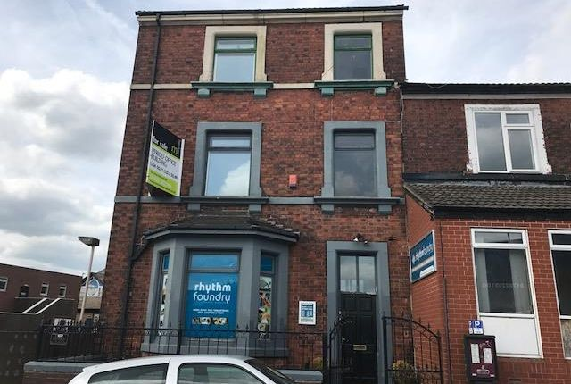 Thumbnail Office for sale in 11, Hillchurch Street, Hanley, Stoke-On-Trent
