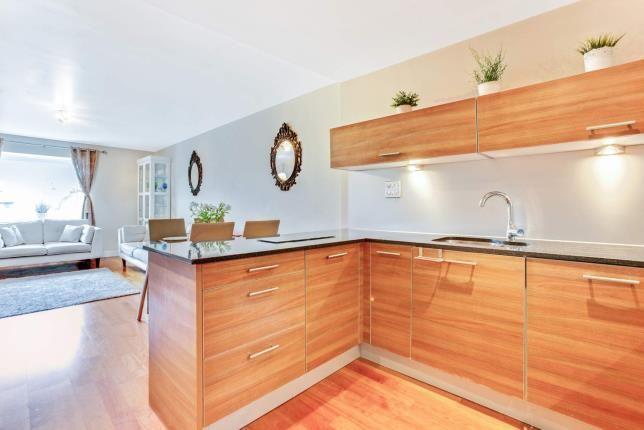 Kitchen of Ingram Street, Merchant City, Glasgow, Lanarkshire G1