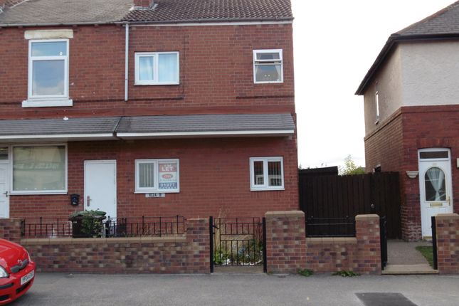 Thumbnail Flat to rent in Westfield Lane, South Elmsall