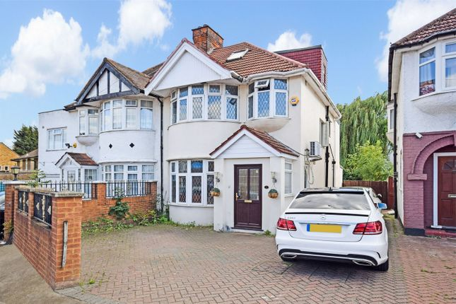 Thumbnail Semi-detached house for sale in Chestnut Grove, Wembley, Middlesex