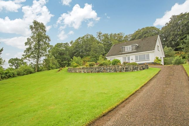 Thumbnail Detached house for sale in Camusnagaul, Fort William, Inverness-Shire
