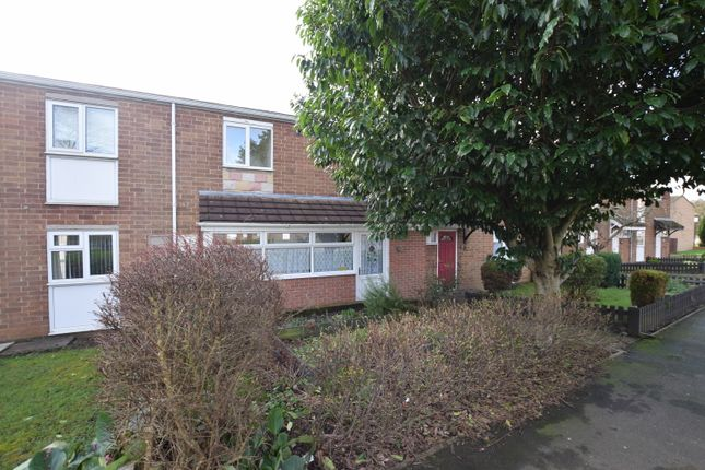 Thumbnail Terraced house to rent in Grampian Way, Sinfin, Derby