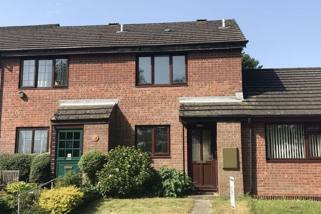Terraced house to rent in Milton Close, Priory Park, Haverfordwest
