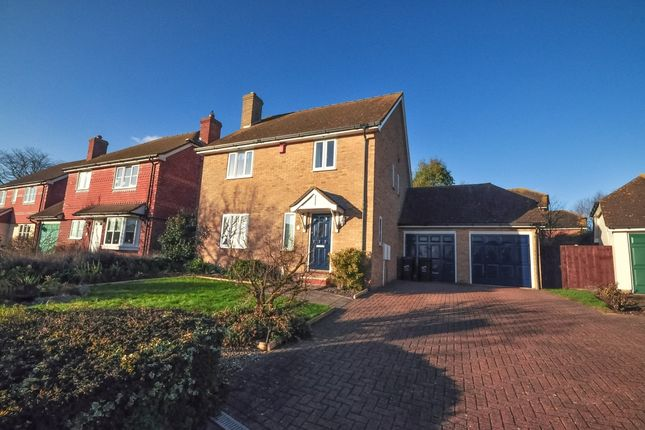 Thumbnail Detached house to rent in Burgess Close, Minster, Ramsgate