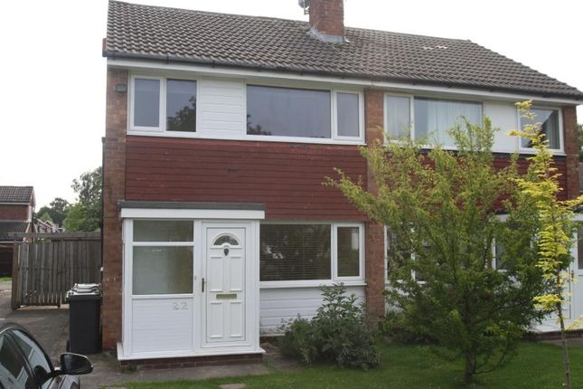 Thumbnail Semi-detached house to rent in Birkdale Drive, Alwoodley, Leeds