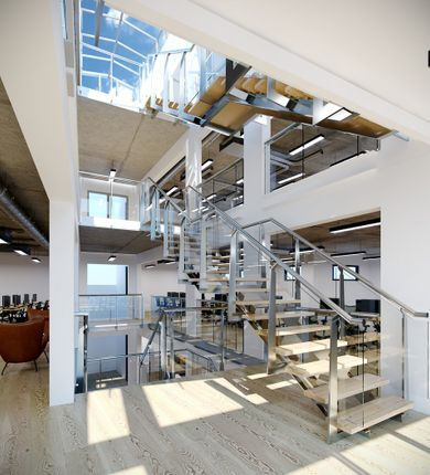 Thumbnail Office to let in Swan Yard, London