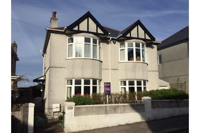 Thumbnail Detached house for sale in Brean Down Road, Plymouth