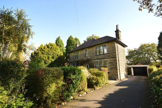 Thumbnail Detached house for sale in Greystones, Outwood Lane, Horsforth, Leeds, West Yorkshire